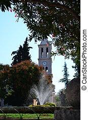 sibenik, croacia, iglesia