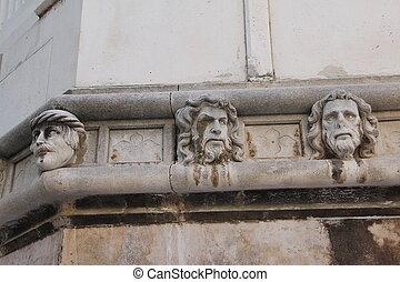sibenik, kathedrale