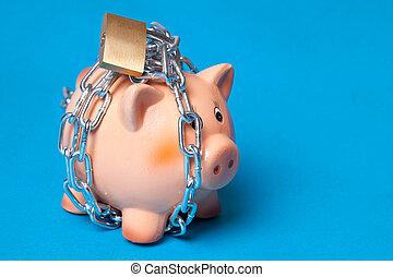 sicherheit, dein, investition
