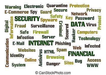 sicherheit, internet