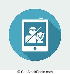 sicherheit, tablette