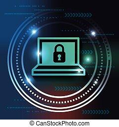 sicherheit, technologie, cyber