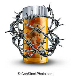 sicherheit, verordnung droge