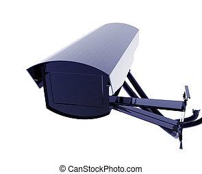 sicherheitskamera, abbildung