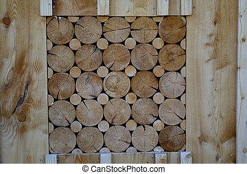 Sichtschutz aus Holz - Sichtschutz und Holzzaun