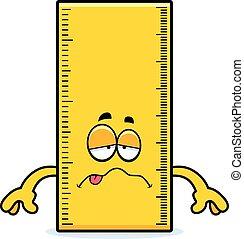 Sick Cartoon Ruler