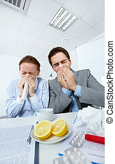 Sick companions