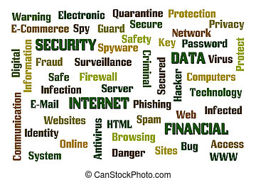 sicurezza, internet