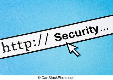 sicurezza, linea
