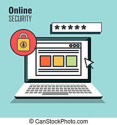 sicurezza, protezione, dati, base