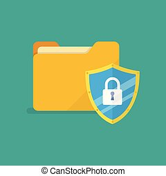 sicurezza, protezione, dati, internet