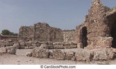 Side - antic ruins of Side