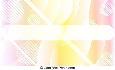 side, landgangen, gradient., farve, wave., banner., afdækket, illustration, linjer, vektor, tekstur, baggrund