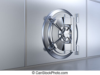 Bank vault Illustrations, Graphics & Clipart | Can Stock Photo