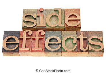 sideeffects, слово, в, типографской, тип