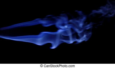 sidestream smoke in the dark