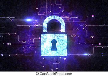 sieć, bezpieczeństwo, i, bezpieczeństwo, pojęcie