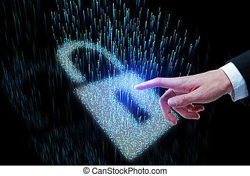 sieć, pojęcie, bezpieczeństwo