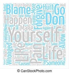 siempre, concepto, necesidad, peso, texto, wordcloud, plano de fondo, perder, usted