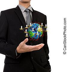 sien, réseau, business, meublé, ceci, nasa), (elements, ...