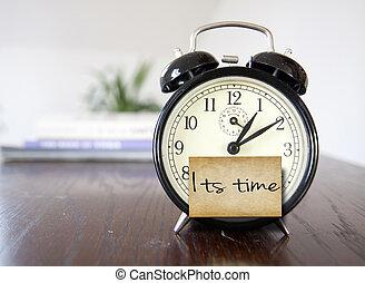 sien, temps