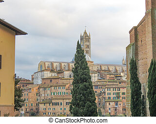 Siena, Cathedral