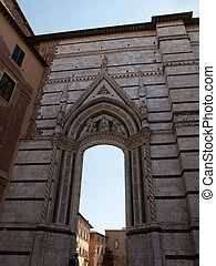Siena-Italy