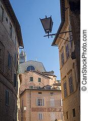 Siena, Italy: historic buildings