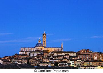 Siena night 03