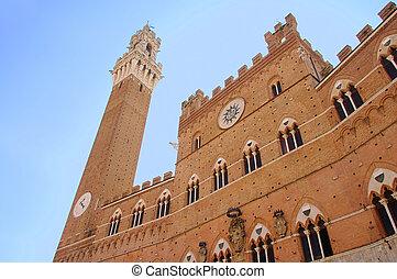 Siena Palazzo Pubblico 01