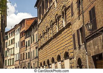 Siena (Tuscany, Italy)