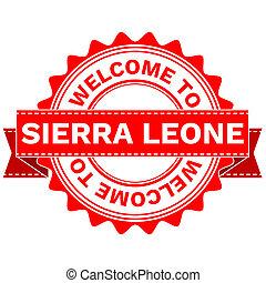 sierra, land, welkom, leone, doodle