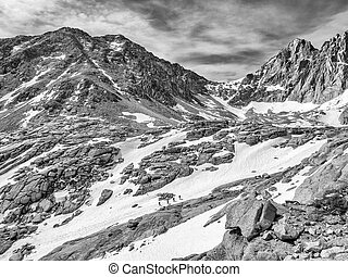 Sierra Nevada Mountain Trek