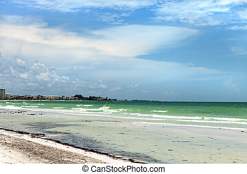 Siesta Key Beach in Sarasota Florida - Siesta Key Beach is...