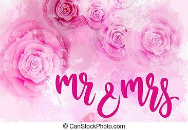 sig., &, signora, fondo, matrimonio