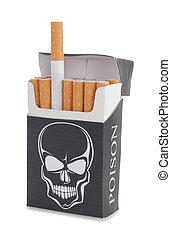 sigarette, pacco