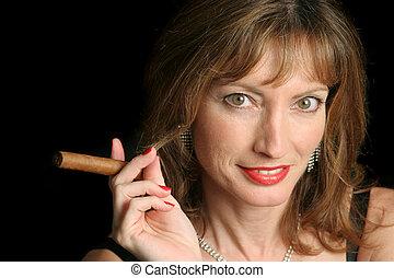 sigaro, sofisticare
