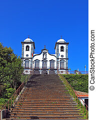 Sights of the island of Madeira