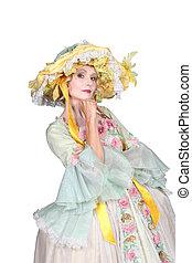 siglo xviii, moda, estilo