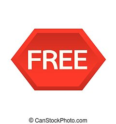 sign button free icon