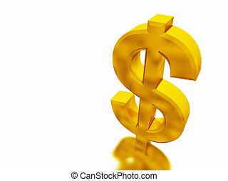sign dollar
