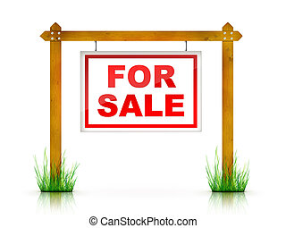 Sign - For Sale