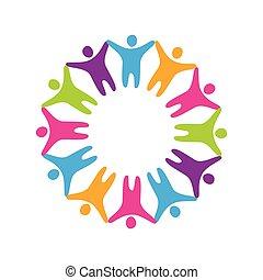 sign-friendship-togetherness - union symbol