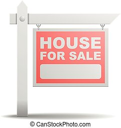 Sign House for Sale