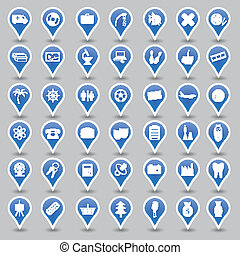 sign icons