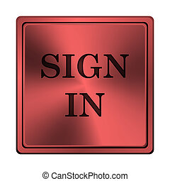 Sign in icon