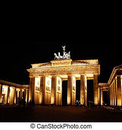 Sign of berlin