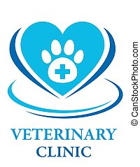 sign of veterinary clinic