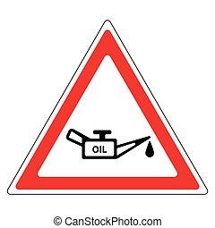 sign oil change