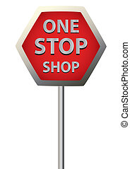 sign one stop shop